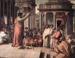 B. Apostles spread Jesus teachings 1. Peter (the Rock) went all the way to Rome itself; then crucified in Rome 2. Paul a. born as Saul in Asia Minor; killed early Christians b.