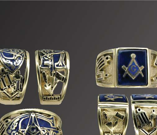 Hand-Crafted in America, by Brother Osborne DESIGN YOUR OWN RING SIDE
