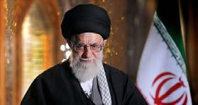 "Current Ayatollah Ali Khamenei: ""It is the"