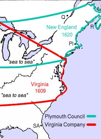 The Pilgrims received a charter from the Virginia Company in 1620 to settle in northern Virginia.