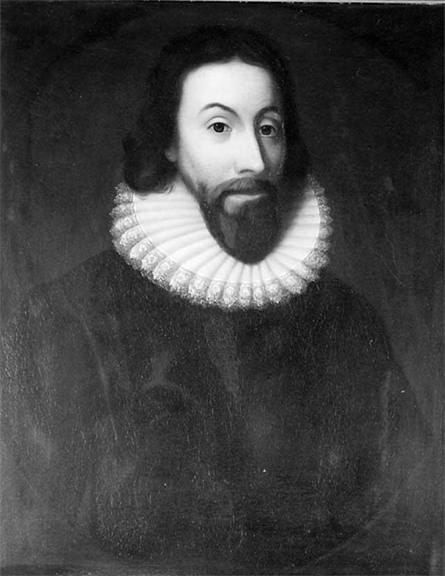 John Winthrop was the leader of the Puritans.