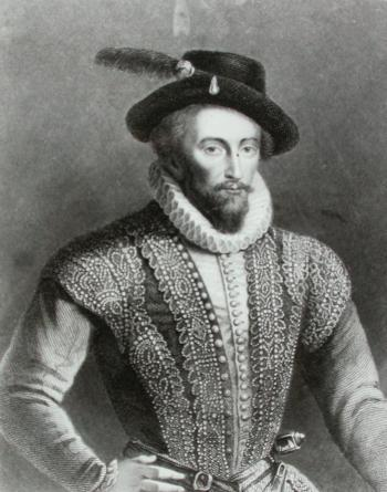 Roanoke Island was first settled by Sir Walter Raleigh in 1584.