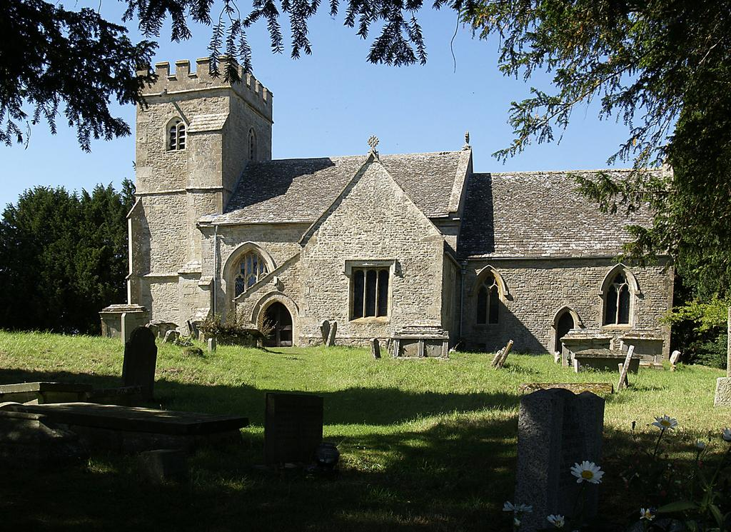 The Shill and Broadshires Benefice St Peter s Alvescot Originally dedicated