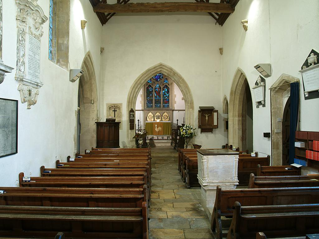 The History... William, Bishop of Exeter, allowed Richard de la Mare to build the chapel of Alvescot between 1108 and 1123.