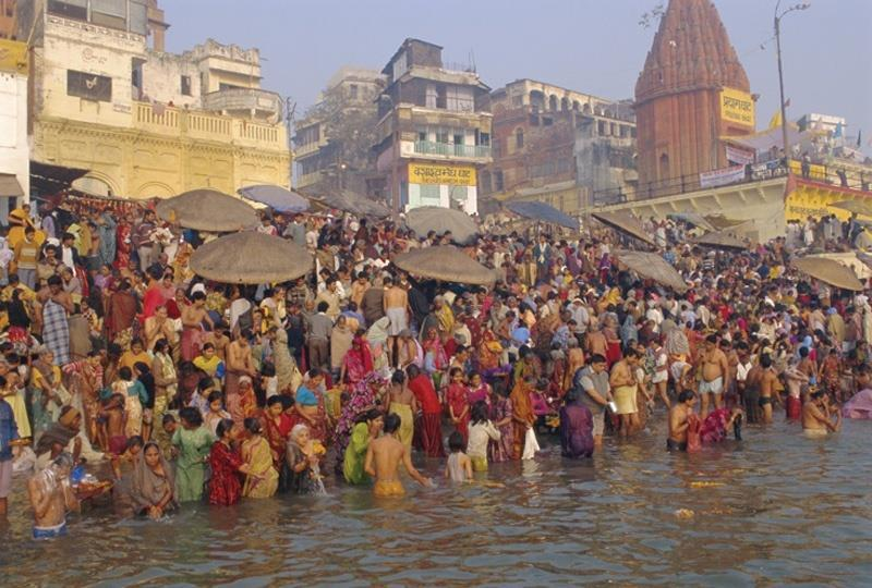 Sacred Landscapes of Hinduism Hinduism pilgrimages follow prescribed routes, and rituals are