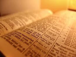 Bible are holy books.