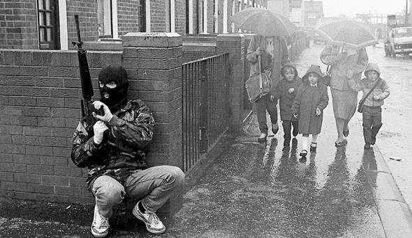 Northern Ireland: The Troubles Political and Religious violent conflict in Northern