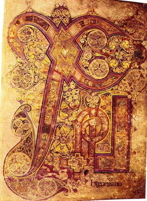 The Book of Kells an