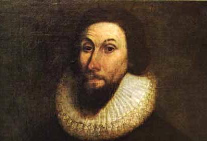 John Winthrop Well-off attorney and manor lord in England.