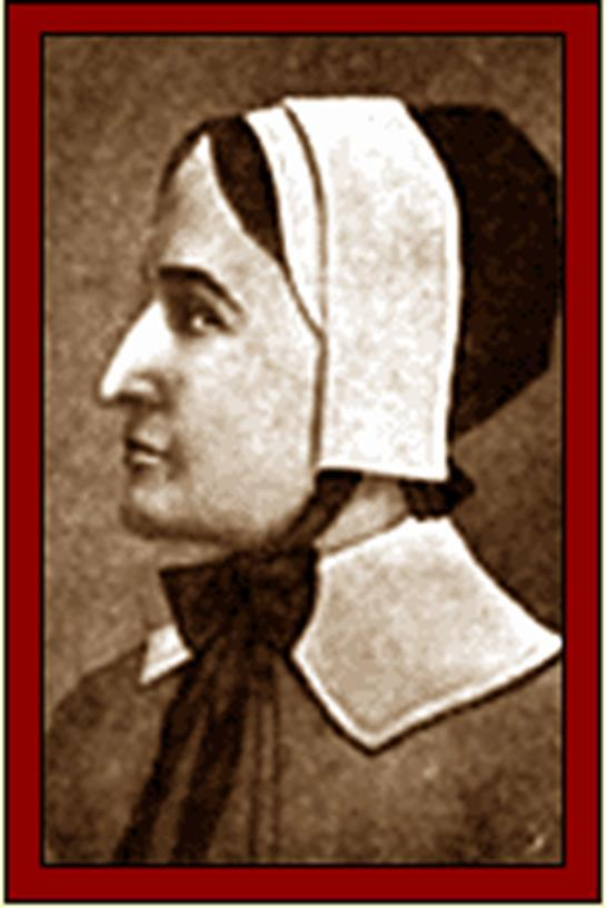 Anne Hutchison Anne Hutchinson a puritan who believed you could go directly to God so you could pray to God