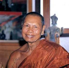 Utterances of the Most Ven. Phra Sangwahn Khemako The Buddha, the Dhamma, and the Sangha point the way to know suffering, to understand suffering, and to transcend suffering through practice.
