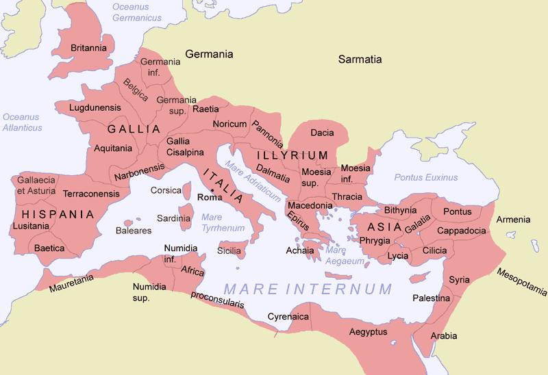 A Stable Government Augustus was Rome s ablest emperor. After Augustus died in A.D. 14, the government that he established survived for centuries.