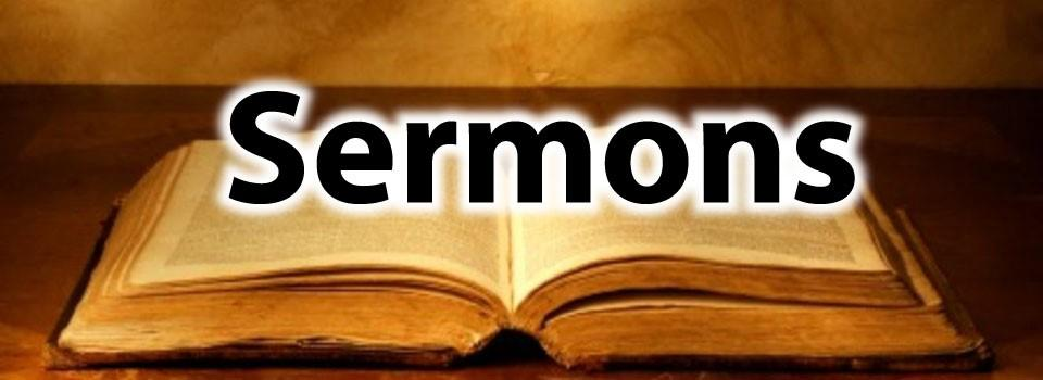 Sermons suggest a topic! Is there a subject you ve never heard about in a sermon? Is there something you d really like to hear us tackle from a Christian perspective?