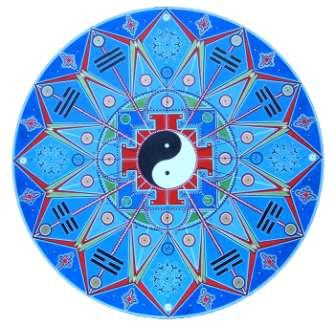 Carl Jung, a pioneer in psychotherapy, brought mandalas to the attention of modern Western society through his use of them in his healing practice.