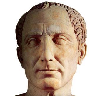 1. What was Caesar s role in the First Triumvirate? 2.