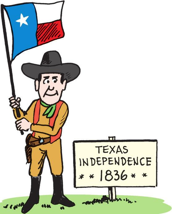 THE TEXAS STORY: REVOLUTION AND INDEPENDENCE 1492 Present 1836 TEXAS REVOLUTION, 1836 Defeat seemed certain for the Texans.