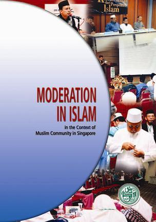 community initiatives Publication of a book entitled Muslim, Moderate, Singaporean Publication of a book entitled