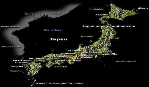 Life in Early Japan Japan s small size and relative isolation have had