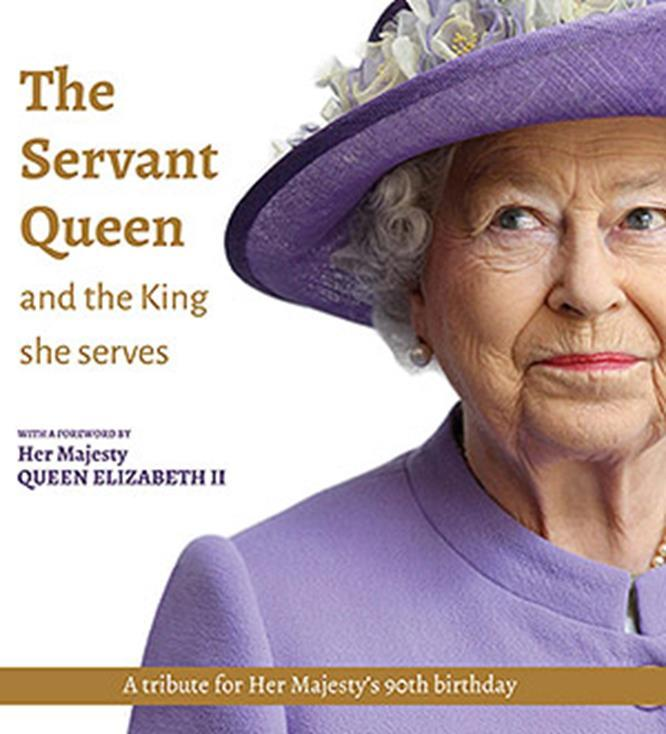www.cpo.org.uk If you know someone who likes all things royal ask them why and give them The Servant Queen book.