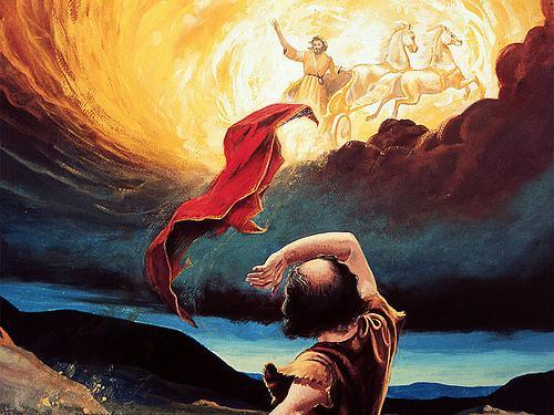a whirlwind takes elijah away 2 kings 2:1-14 It was time for Elijah to finish his work. God was going to take him away in a whirlwind to heaven. Elijah knew that God was ready to take him.