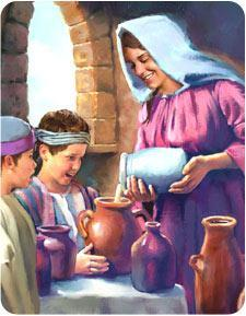 ELISHA HELPS A POOR WIDOW 2 KINGS 2:15; 4:1-7 After God took Elijah to heaven, Elisha became the leader of God's prophets.