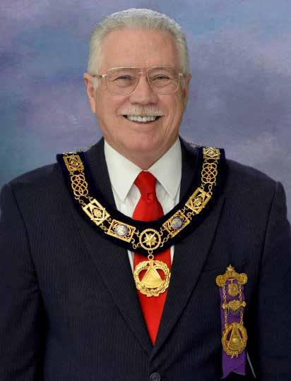 .. W... Robert D. Trump as his District Deputy Grand Master for the 23rd Masonic District.