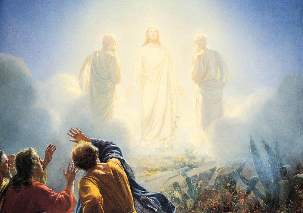 With Moses, Elijah appeared to the Savior and Peter, James, and John on the Mount of Transfiguration in the meridian of time.
