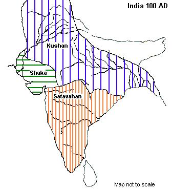 The Maurya Empire is