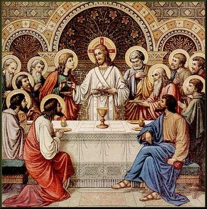 Prefiguring the Eucharist in the Old
