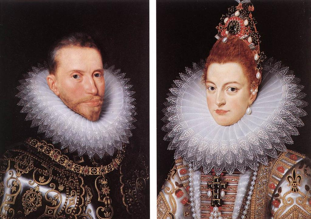 King Ferdinand and Queen Isabella unified Spain through military and religious authority. Church officials punished people opposed to church teachings. This was called the Inquisition.