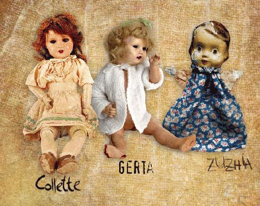 From the Educational Rationale of Three Dolls Children today mature earlier and can accept complex information