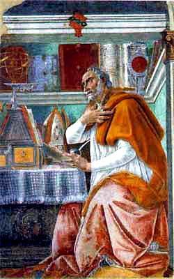 Augustine and Fall of Rome In 410, Rome fell to the Barbarian Visigoths Christians blamed because their God did not save the city