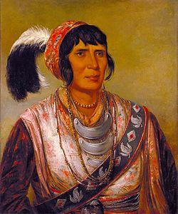 Osceola led his followers in the Second Seminole War in Florida.