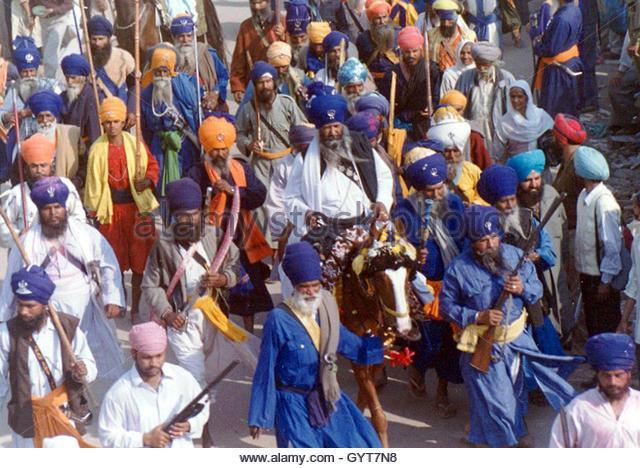 The Nihang are