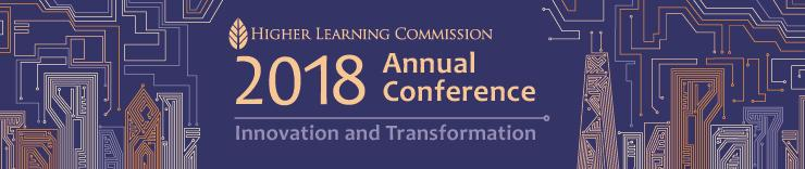 Welcome Address by HLC President The following is an excerpt of Barbara Gellman-Danley s welcome address at the HLC 2018 Annual Conference: We are at an inflection point in higher education and