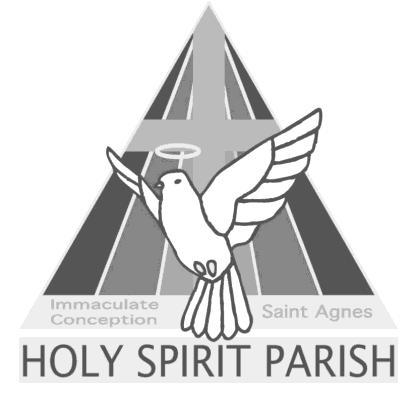 HOLY SPIRIT PARISH 4 TH Sunday of Lent March 11 th, 2018 Immaculate Conception Church 310 West Water Street Lock Haven, PA 17745 Saint Agnes Church 3 East Walnut Street Lock Haven, PA 17745 PARISH