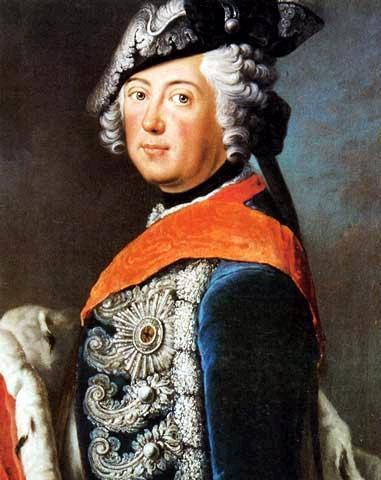 Prussia FREDERICK THE GREAT (1740-1786) Character counts: Practical and atheistic. He earned the title the Great by achieving his goals for Prussia in both domestic and foreign affaires.