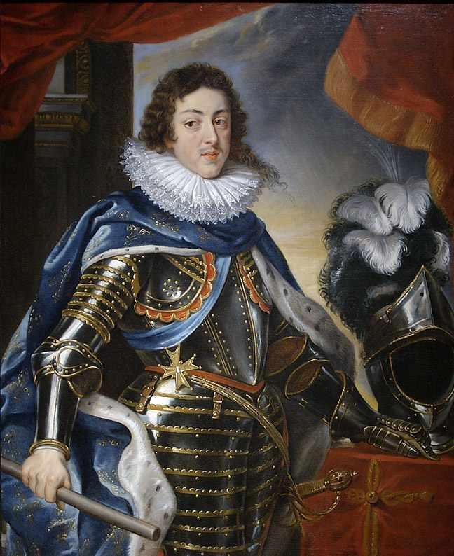 Louis XIII (the son of Henry IV), was a weak king.