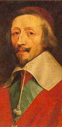 Cardinal Richelieu increase the power of the crown by: Ordering that the Huguenots could not build walls and the nobles had to destroy their medieval castles.