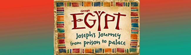 Vacation Bible School This year we welcome the children of our community for Egypt Joseph s Journey from Prison to Palace.