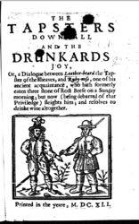Witty Discourse (1650) and, The