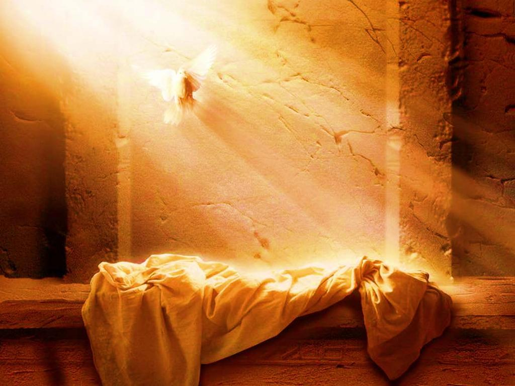 Thursday, April 13: Jesus Resurrection Theme/Emphasis/images Earthquake empty tomb with stone rolled away Angels clothed in white Women coming to see