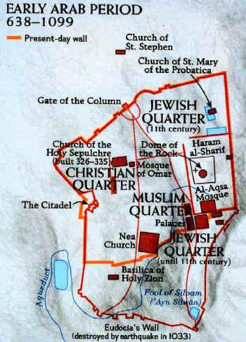 Origins In the 11 th century the holy city