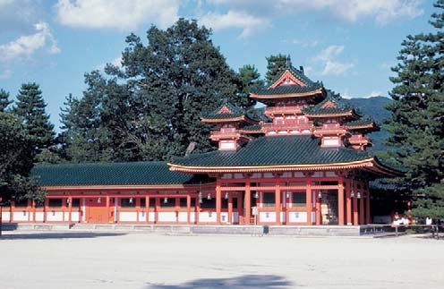 Buddhism is mixed with local religions in some places. In Japan, Buddhism is mixed with the local religion, Shintoism.