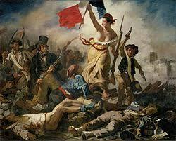 The Terror, a stage of the French Revolution in which