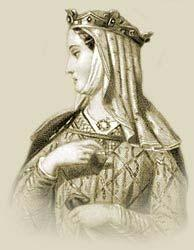 Richard the Lionheart s mother Eleanor of Aquitaine ruled as regent while he was crusading.