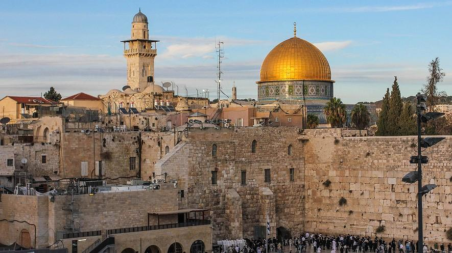 Holy Land: The Rise of Three Faiths By National Geographic, adapted by Newsela staff on 09.26.
