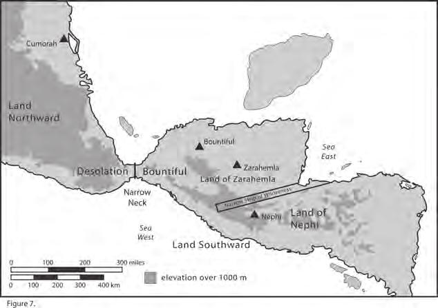 ALLEN, WARR, BOOK OF MORMON GEOGRAPHY (CLARK) 19 Rivas neck is several sizes too small. I give the Tehuantepec proposal the advantage on this criterion.