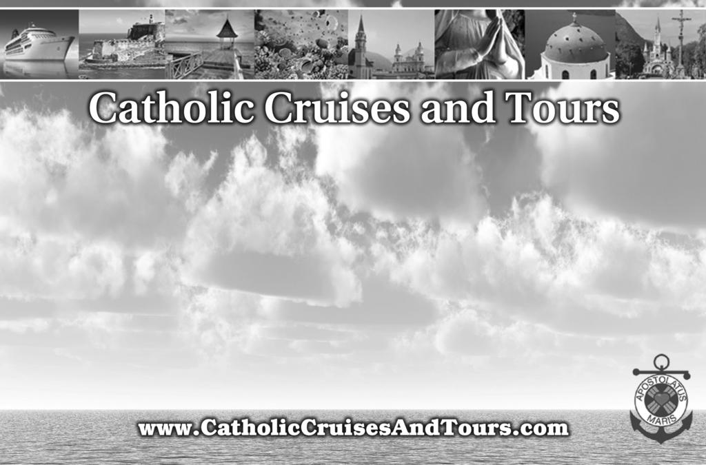 Come Sail Away on a 7-night Catholic Exotic Cruise.