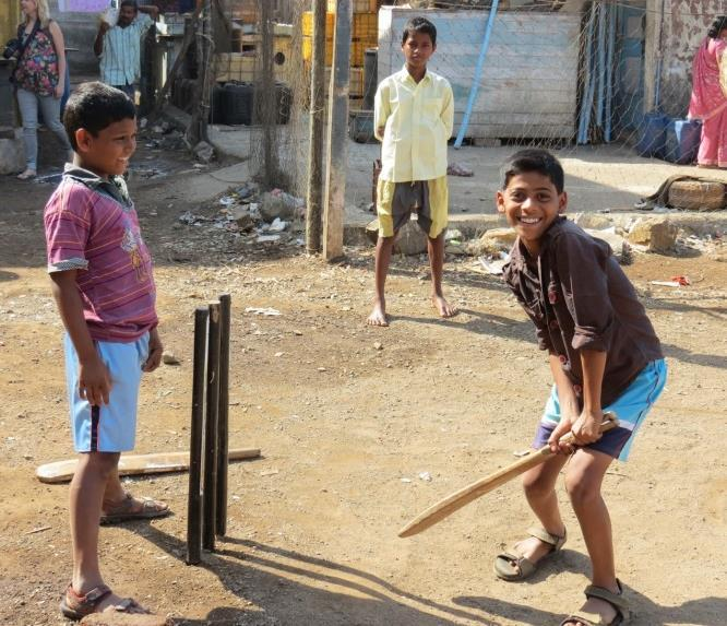 Modern India Indian Pastimes Cricket is the most played sport.
